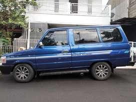 Toyota kijang super Tipe SSX warna biru (RARE PRODUKSI JEPANG PINTU 3)