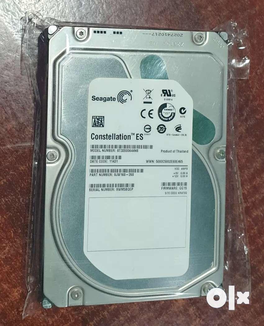 2Tb internal hard drive