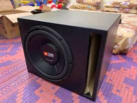 Car sound system Speakers Amplifier bass tube