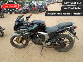 YAMAHA Fazer-150 on Easy EMI_Chennai