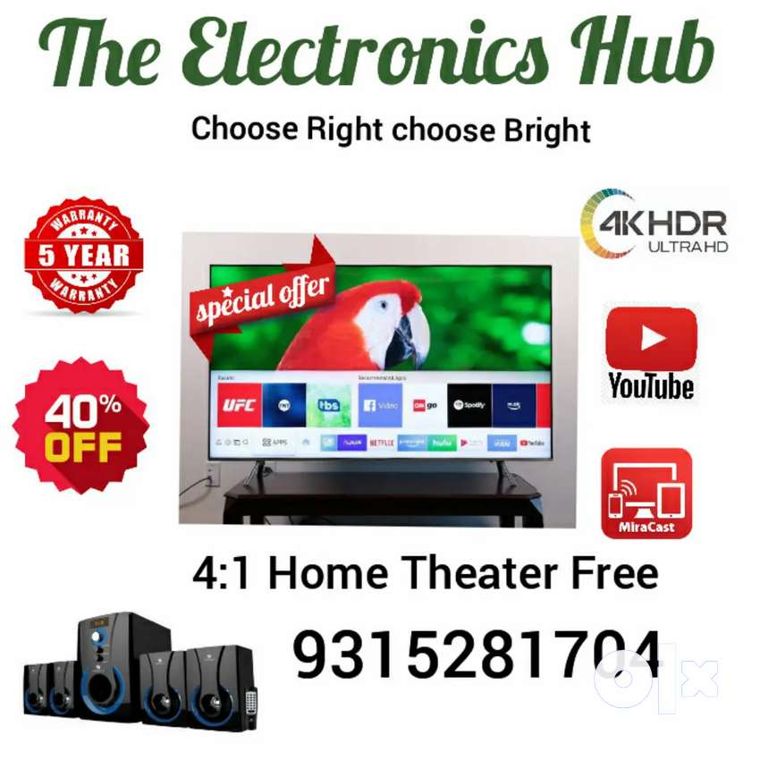 2021 / Android LED Tv 5 Years Onsite Warranty 0