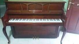 Dijual murah 8.500.000 piano eropa Fritz Muller