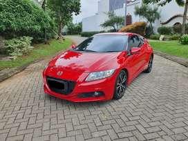 Honda CRZ Hybrid 2015 Like new Mobil keren super irit !!