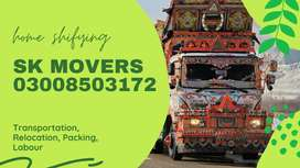 SK Movers and Packers -The Relaible Home Packer and Shifter Company