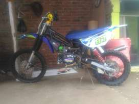 Yamaha f1zr modif trail