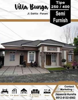 HUNIAN SECONDARY TYPE 250/400 DI JALAN DAHLIA-PANAM