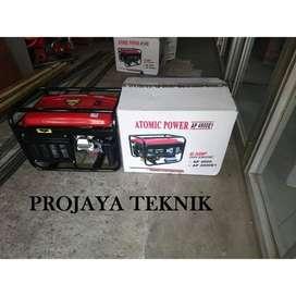 Genset Open Bensin Atomic AP4900E1 Max 2200watt  Motoyama Baru Jambi