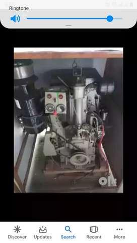 Eicher engine generator 15 KB