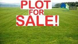 Plot for Sale near 66ft Road