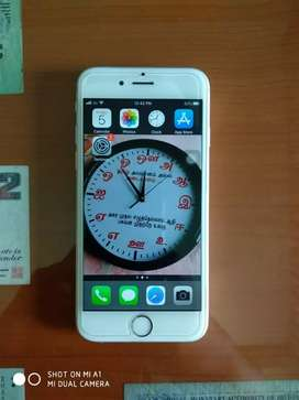 IPhone 6s, 64 gb silver color