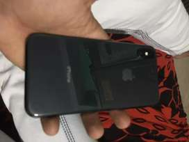 Iphone x silver 256