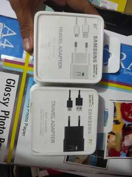 Charger samsung type C