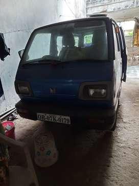Maruti Suzuki omni , 2005  government permitted LPG  Good Condition