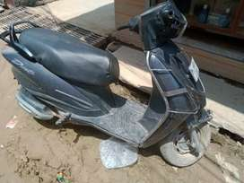 Duet scooty purchase in 2017 and condition also good
