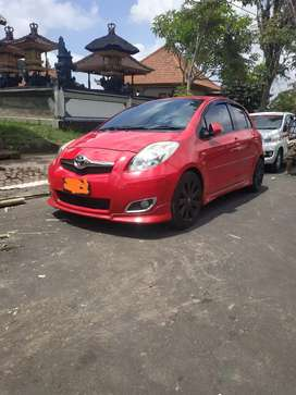 Yaris S limited 2010