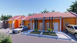 Dijual Rumah Dekat Jalan Magelang, Rumah Bukan Subsidi