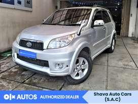 [OLX Autos] Toyota Rush 2011 S 1.5 Bensin Silver #Shava