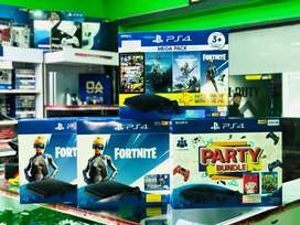 Play station 4  starting @16000