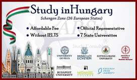 Study In Hungary Admissions are open for Sep 2020