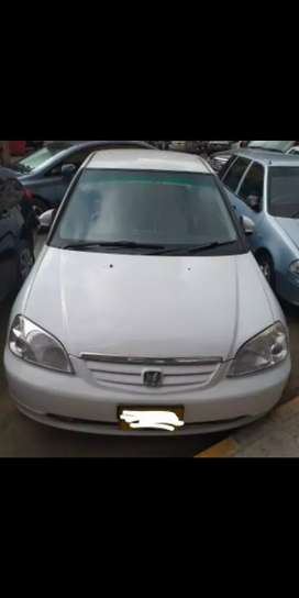 Honda civic 2002 automatic urgent sale