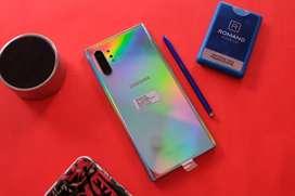 Samsung Galaxy Note 10+ 12/512gb auraglow