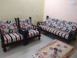 Teakwood high quality Sofa