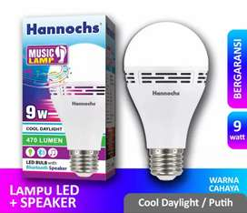 LED hannochs plus speaker bluetooth