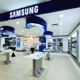 919899_ 6822 Samsung  शोरूम में फ्रेशर और अनुभवी उम्मीदवार की भर्ती।