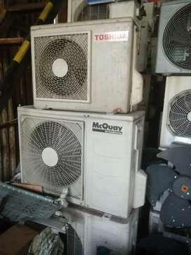 Beli AC bekas satuan dan borongan