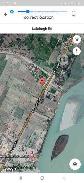 2.6 kanal (46 Marla ) commercial and residential plot for sale