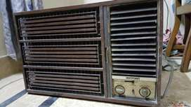 National Window Ac 2 in 1 For Sale