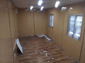 Prefab house,Porta cabin,Toilet washroom,guard room,office container..