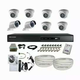 Quality HD 2 Mp Pasang CCTV Camera