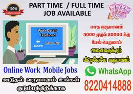 Online Jobs From Home