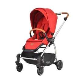 Stroller Babyelle Platinum S888 Stroler Reversible kereta Dorong Bayi