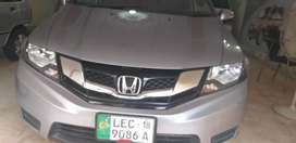 Bank Leased Honda City Manual available