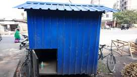 Fast food cabin Rs.50000