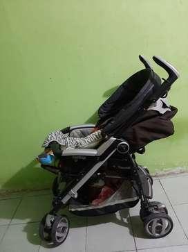 Stroller Peg-perego pliko P3 Made in italy