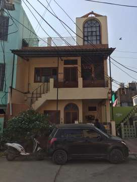 Two storey house in Rs 62,00,000/-