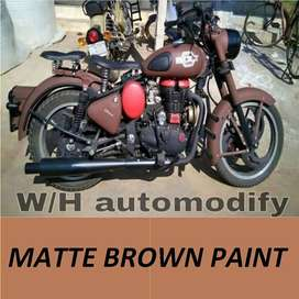 Paint, Wrap, Bodykits, Accessories etc we do Bikes-Cars