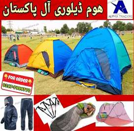 Camps فری ڈیلوری Sleeping Bags Suzuki Mehran Cultus Wagon R swift Alto