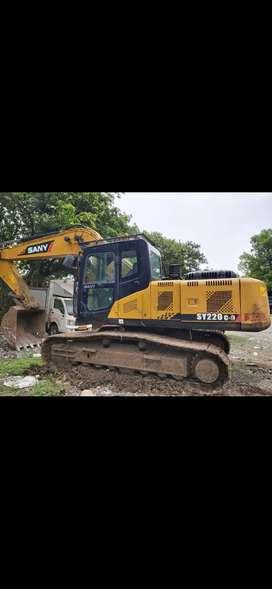 Excavator Sany 220