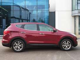 Hyundai Santa Fe 4 WD AT, 2015, Diesel