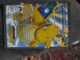Dragonite ex pokemon card
