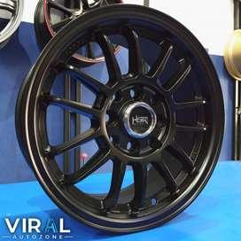 Velg Mobil Karimun Datsun Nissan March R14 Pelak Hsr Ring 14 Pelek r14