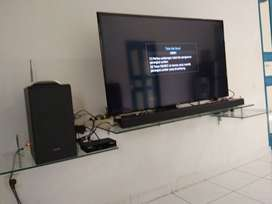 """Tv samsung 50"""" + home theater"""