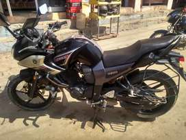 Yamaha fazer, in good working condition, up78 no.