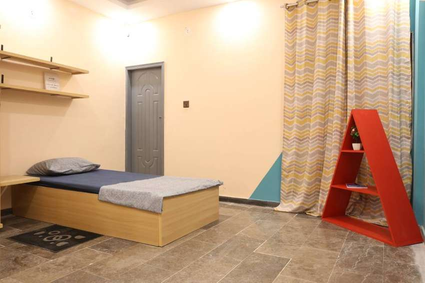 Executive Rooms w/ AC on Monthly Basis for Corporate & MNC Employees 0