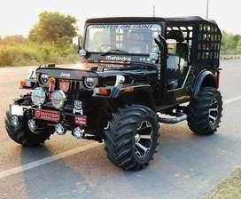 Mahindra Hunter jeep