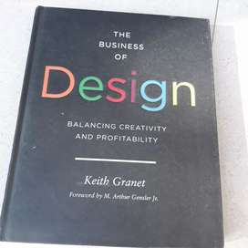 Jual buku the business of design